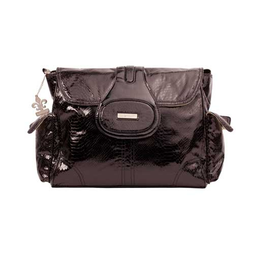 Cумка для мамы Kalencom Elite Bag Cosmopolitan Black