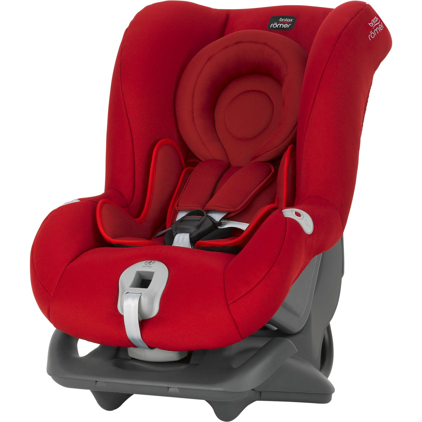 Автокресло Britax Roemer First Class Plus Flame Red Trendline