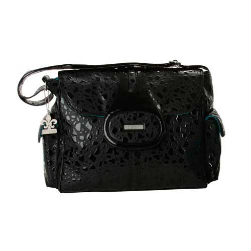 Cумка для мамы Kalencom Elite Bag On The Rocks Black