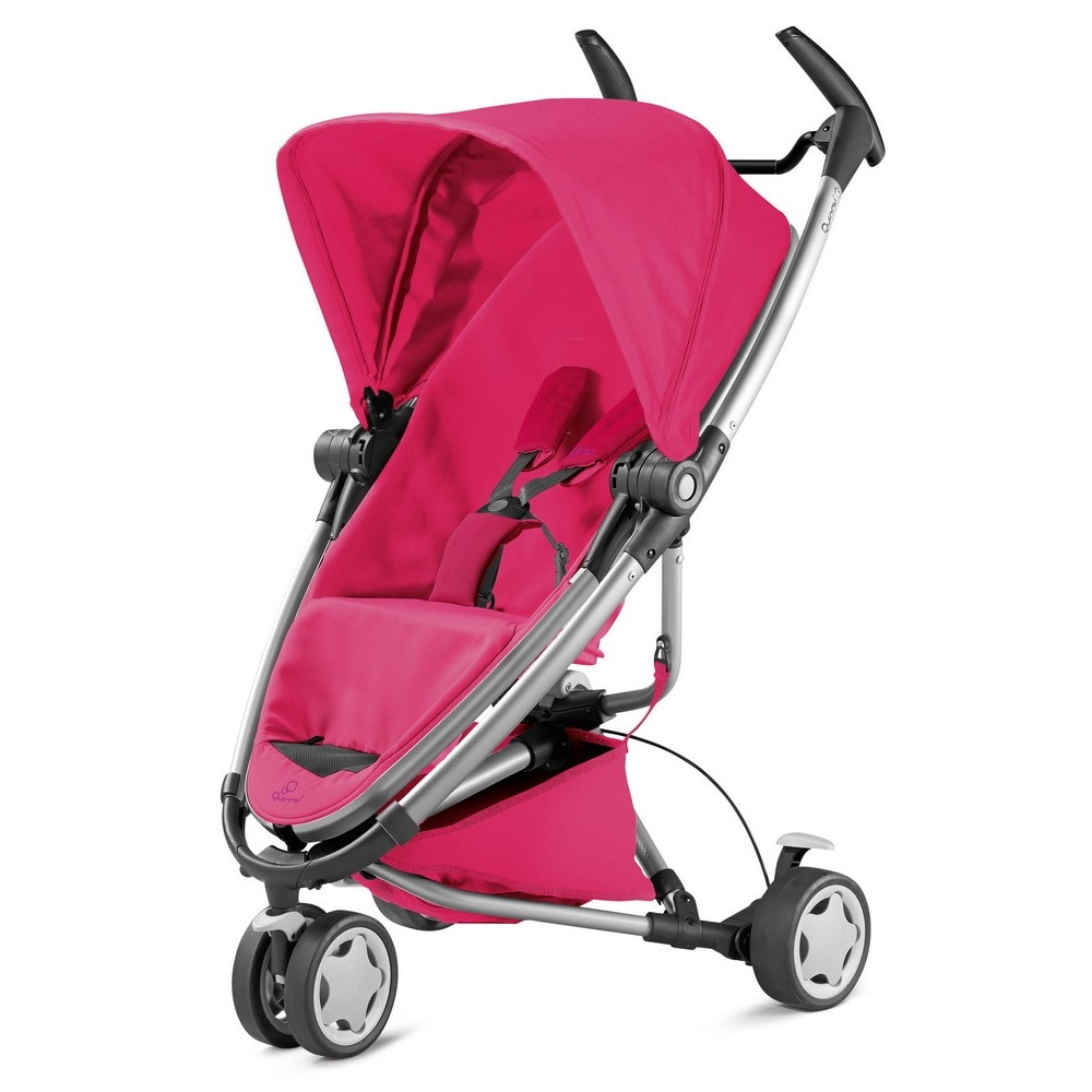 Коляска прогулочная Quinny Zapp Xtra 2 Pink Passion