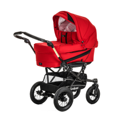 Коляска 2 в 1 Emmaljunga Edge Duo Combi Red