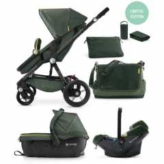 Коляска Concord Wanderer Travel Set (3 в 1) Jungle Green 2016