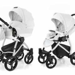 Коляска 2 в 1 Esspero Grand Newborn Lux (шасси Grey)