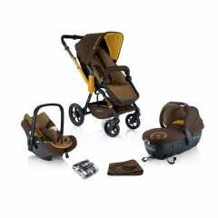 Коляска Concord Wanderer Travel Set (3 в 1) Coconut Brown 2014