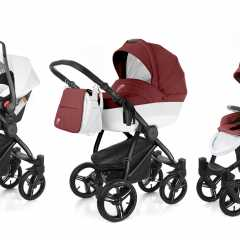 Коляска 3 в 1 Esspero Grand Newborn Lux (шасси Black)